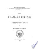 Contributions to North American Ethnology