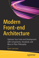 Modern Front end Architecture