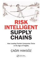 Risk Intelligent Supply Chains