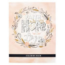Color Bk Faith Hope Love Book