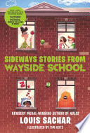 Sideways Stories from Wayside School Louis Sachar Cover