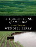 The Unsettling of America Pdf/ePub eBook