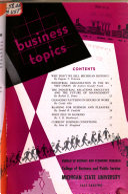 Business Topics
