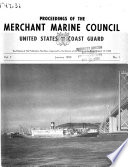Proceedings of the Merchant Marine Council