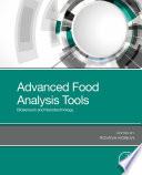 Advanced Food Analysis Tools Book PDF