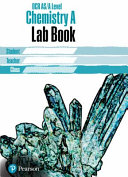 OCR AS Alevel Chemistry Lab Book