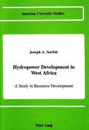 Hydropower Development in West Africa