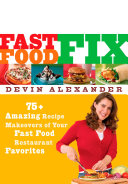Fast Food Fix Pdf