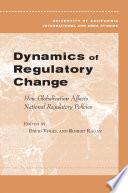 Dynamics of Regulatory Change