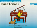 Piano Lessons - Book 1 (Music Instruction)