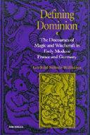 Defining Dominion