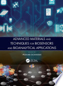Advanced Materials And Techniques For Biosensors And Bioanalytical Applications Book PDF