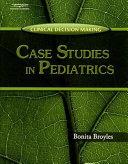 Case Studies in Pediatrics Book