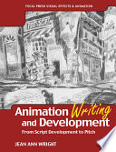 Animation Writing And Development