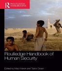 Routledge Handbook of Human Security Pdf/ePub eBook