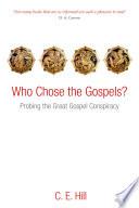 Who Chose the Gospels