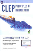 CLEP Principles of Management