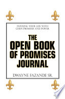 The Open Book of Promises Journal