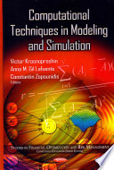 Computational Techniques in Modeling and Simulation