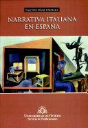 Narrativa italiana en España
