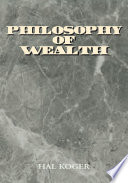 Philosophy Of Wealth Book PDF