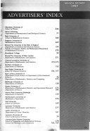 Which Degree 1997: Sciences, medicine, mathematics