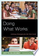 Doing What Works Book
