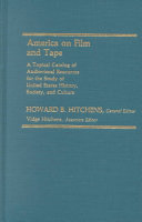 America on Film and Tape