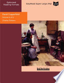 """""""David Copperfield: Easyread Super Large 24pt Edition"""" by Charles Dickens"""