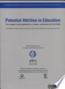 Download Potential Attrition in Education Epub