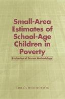 Small Area Estimates of School Age Children in Poverty