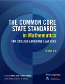 The Common Core State Standards in Mathematics for English Language Learners