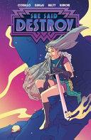 She Said Destroy Vol  1 TPB
