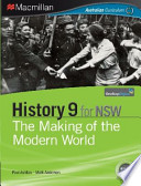 History 9 for NSW