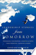Leadership Stories From Tomorrow Book PDF