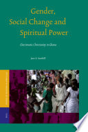 Gender Social Change And Spiritual Power