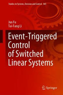 Event Triggered Control of Switched Linear Systems