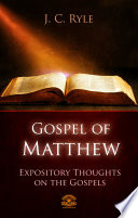 Bible commentary   The Gospel of Matthew