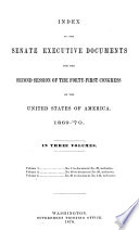 Senate Documents