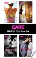Harlequin Dare March 2019 Box Set Book PDF