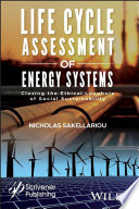 Life Cycle Assessment of Energy Systems Book