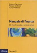 Manuale di finanza