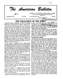 The American Bulletin