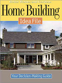 Better Homes and Gardens Home Building Idea File
