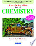 SCIENCE FOR TENTH CLASS - CHEMISTRY