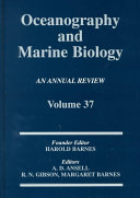 Oceanography and Marine Biology, An Annual Review