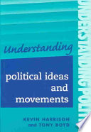 Understanding Political Ideas and Movements Book PDF