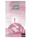 Journey to the Cross Family Time Devotions Booklet  10 Pack