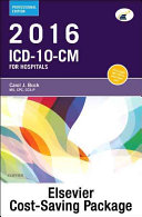 2016 ICD-10-CM Hospital Professional Edition (Spiral Bound) and 2016 ICD-10-PCs Professional Edition Package