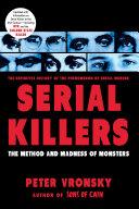 Serial Killers Pdf/ePub eBook